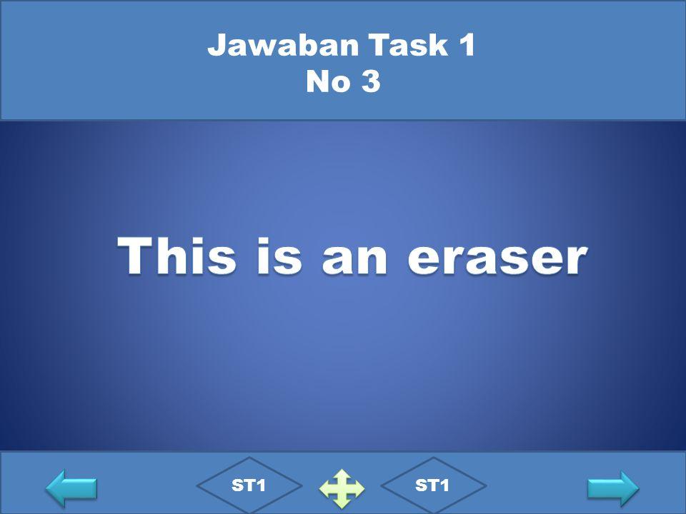 Jawaban Task 1 No 3 ST1