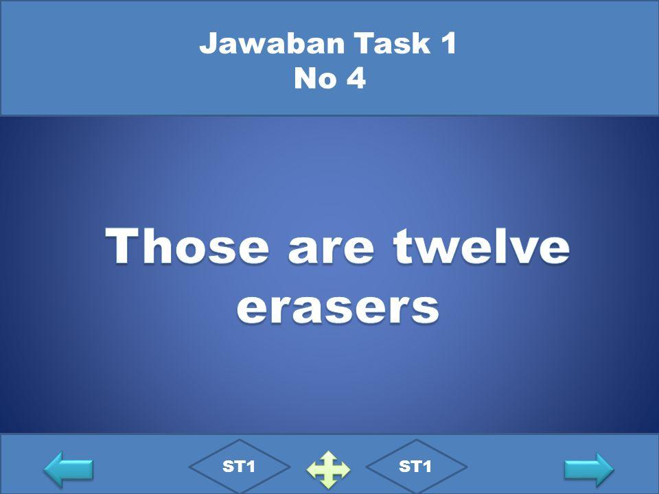 Jawaban Task 1 No 4 ST1