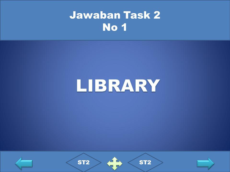 Jawaban Task 2 No 1 ST2