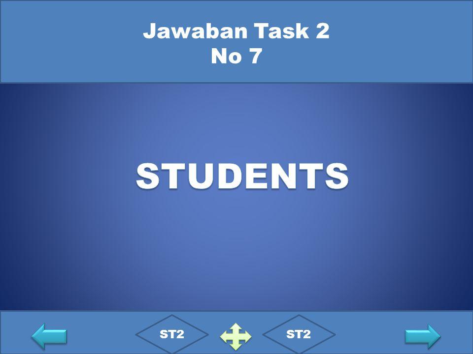 Jawaban Task 2 No 7 ST2