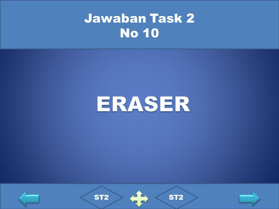 Jawaban Task 2 No 10 ST2
