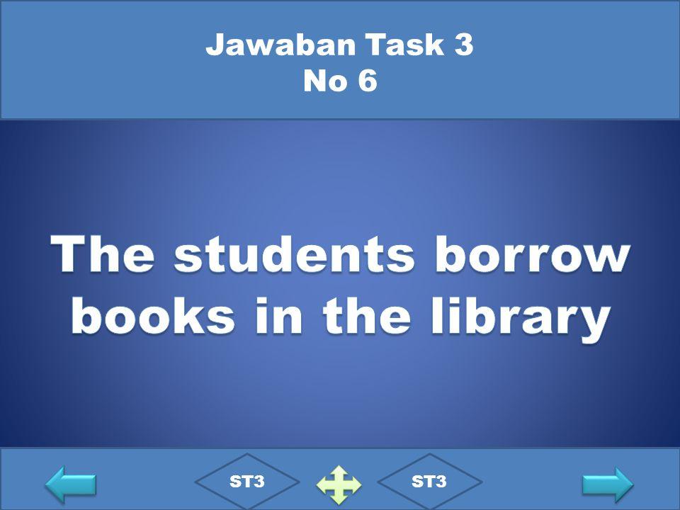 Jawaban Task 3 No 6 ST3