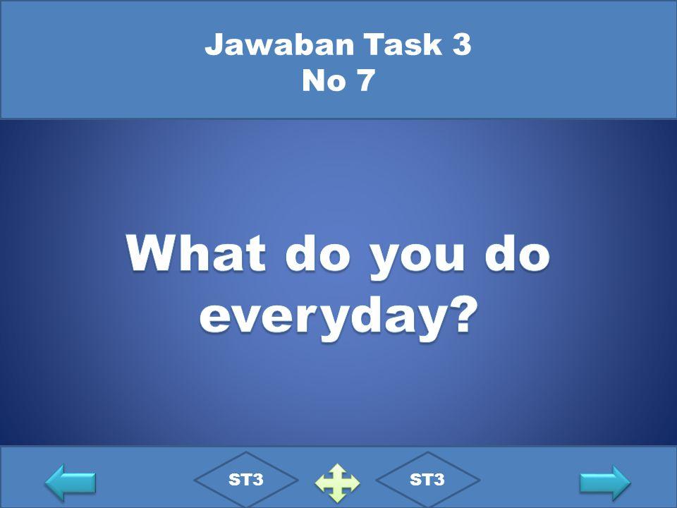 Jawaban Task 3 No 7 ST3