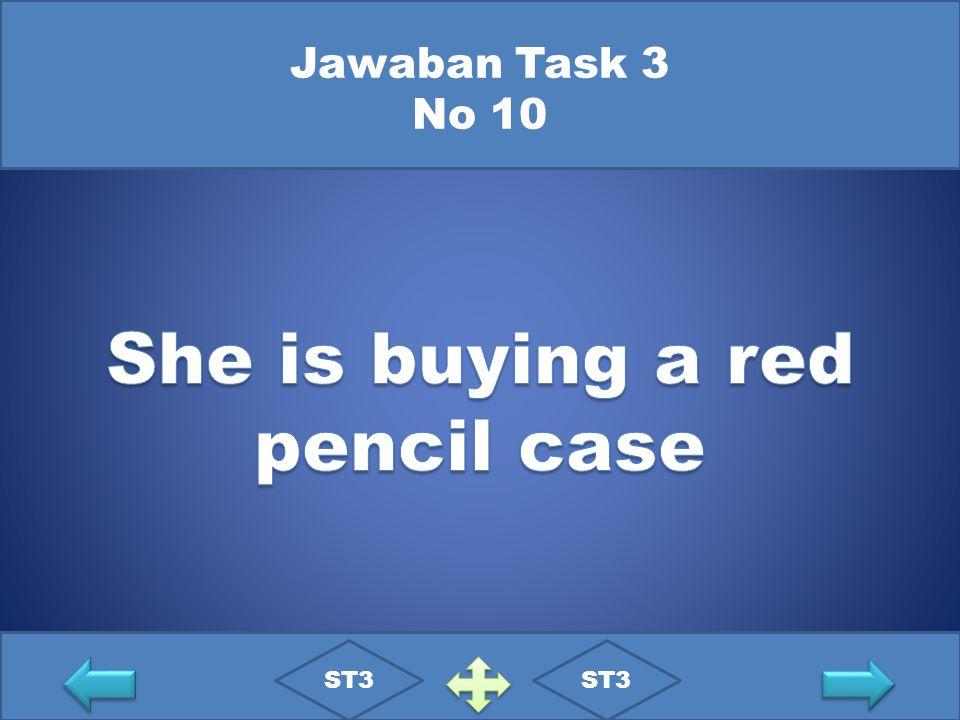 Jawaban Task 3 No 10 ST3