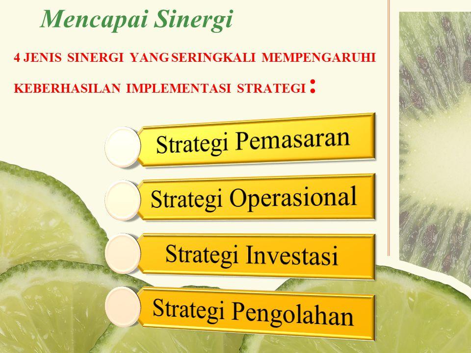 Bagaimana Strategi Diimplementasi? Mengorganisasi Untuk Bertindak