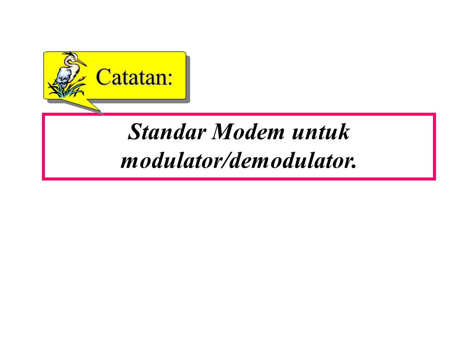 Gambar 5.19 Modulation/demodulation