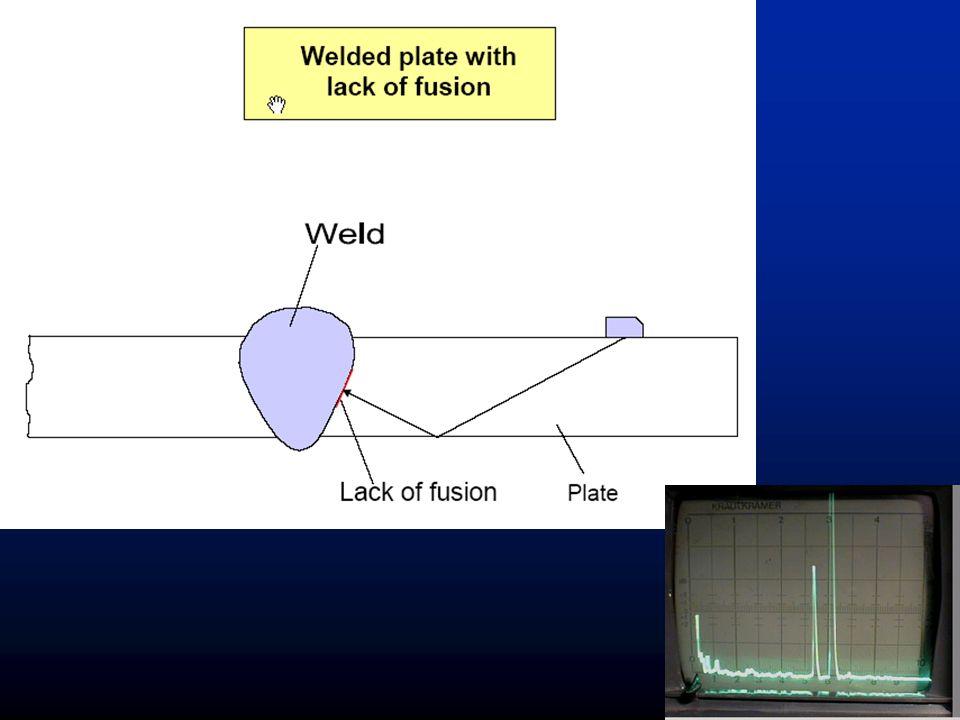 Jenis – jenis Probe yang digunakan dalam Ultrasonic Test :  Probe 0 o.