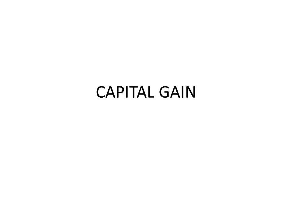 Ringkasan Hak Pemajakan atas Capital Gain : Capital Gain Hak Pemajakan Neg.