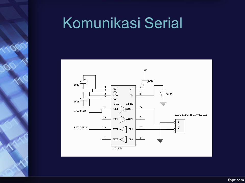 Komunikasi Serial