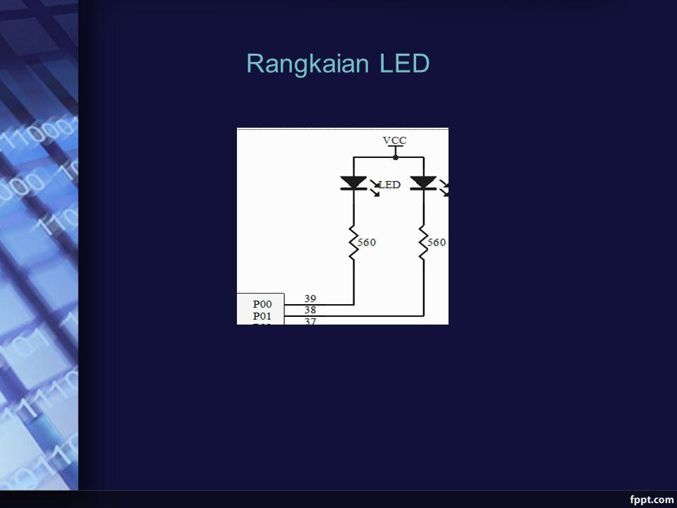 Rangkaian LED