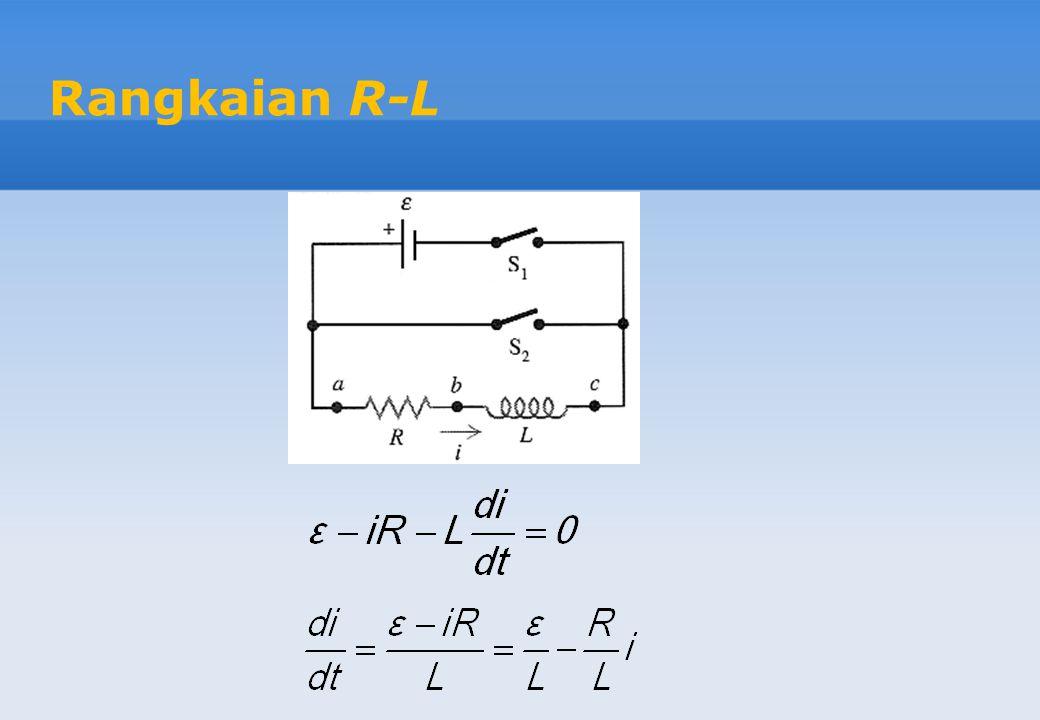 Rangkaian R-L