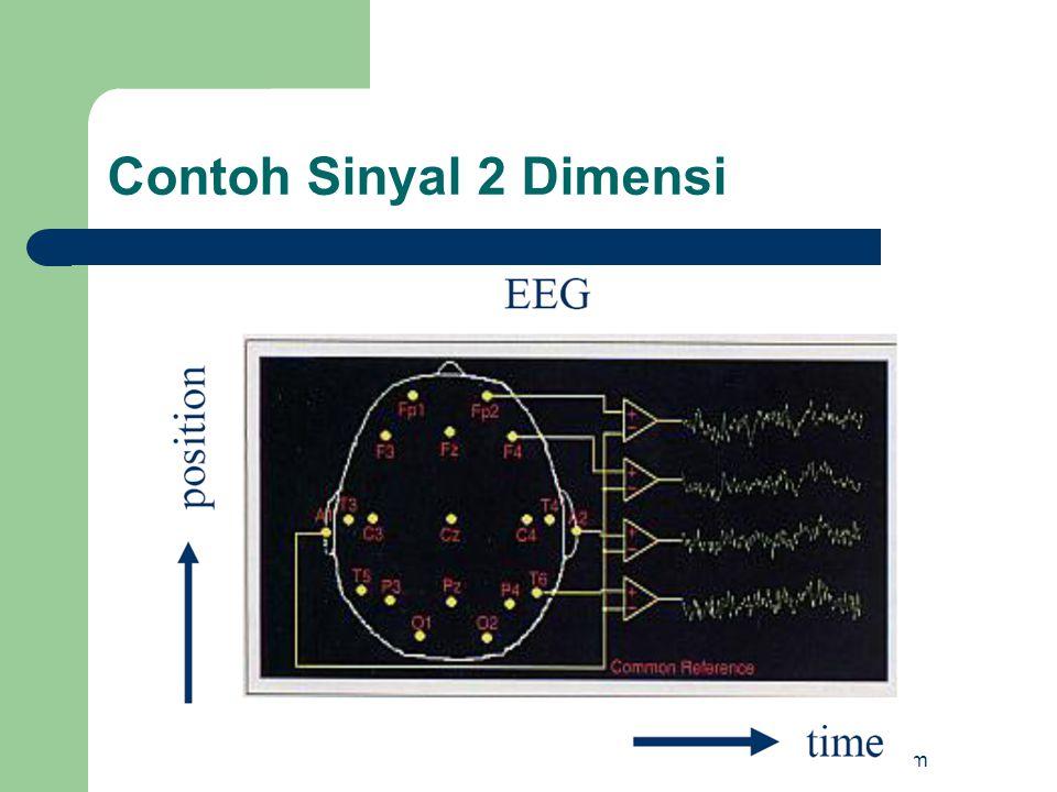 http://masnasir.com Contoh Sinyal 3 Dimensi