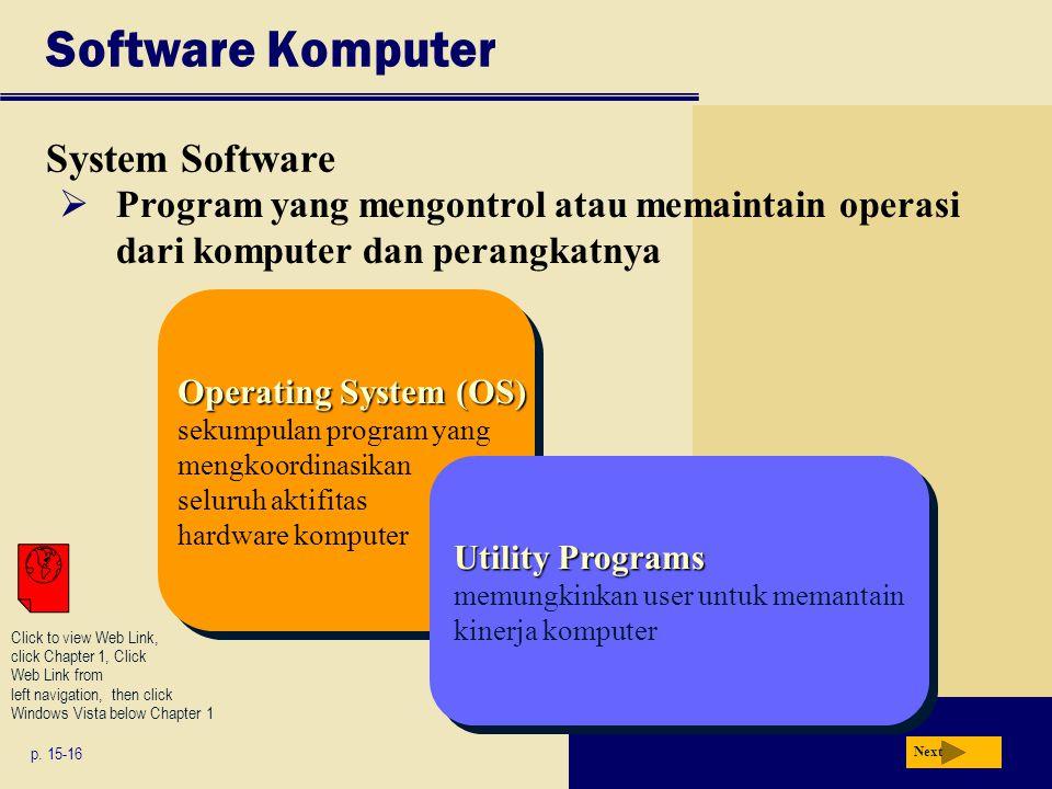 Software Komputer System Software p.
