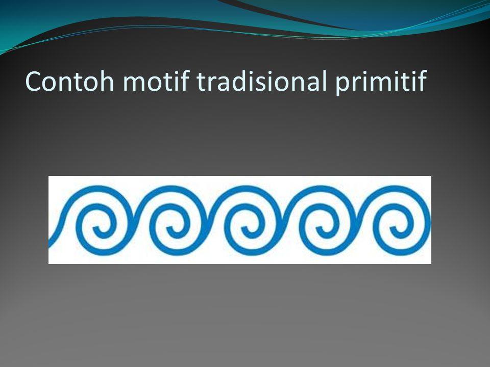 ornamen tradisional,yaitu seni hias yang dalam teknik maupun pengungkapannya dilaksanakan menurut peraturan, norma, dan pola yang telah digariskan leb