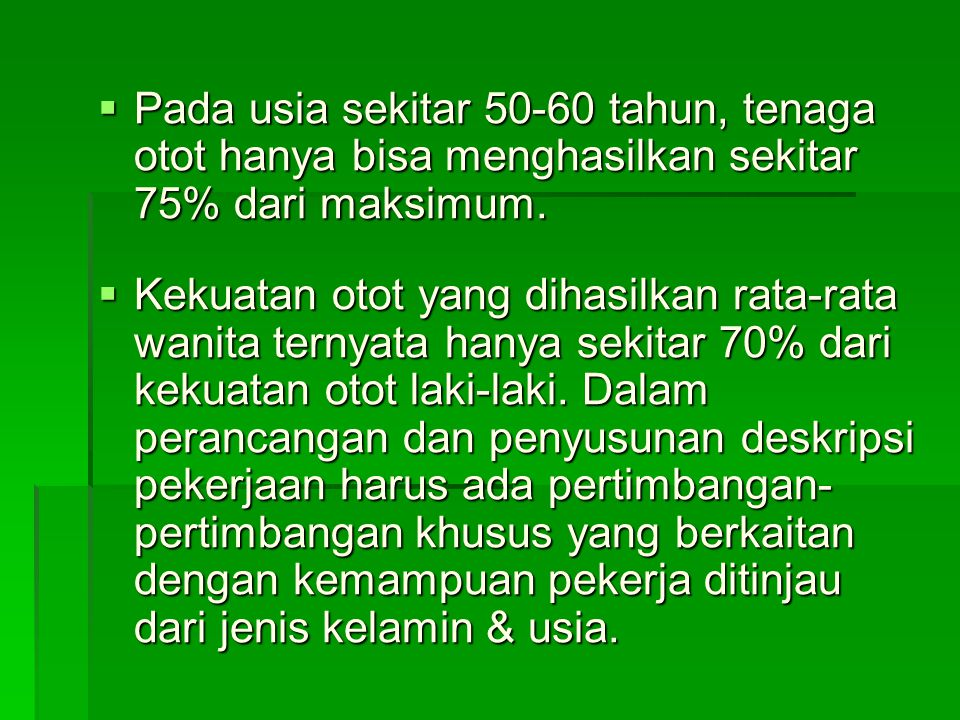 96%50 96%40 100%20-30 Persentase Kemampuan (%) Usia (tahun) 90%60 75%65