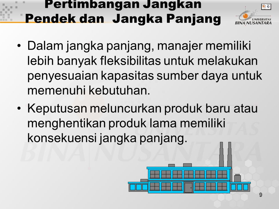 20 Keputusan Bauran Produk Jangka Pendek – Price Takers Should Binusmax produce and sell these additional blouses.