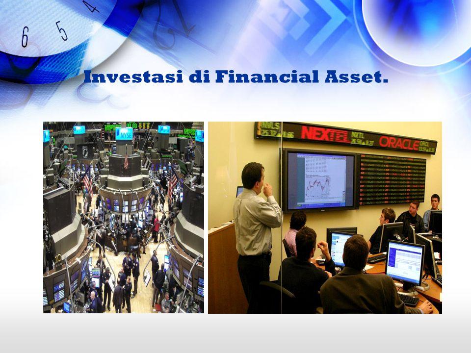 Investasi di Financial Asset.