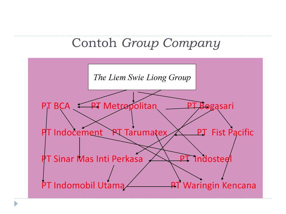 Contoh Group Company