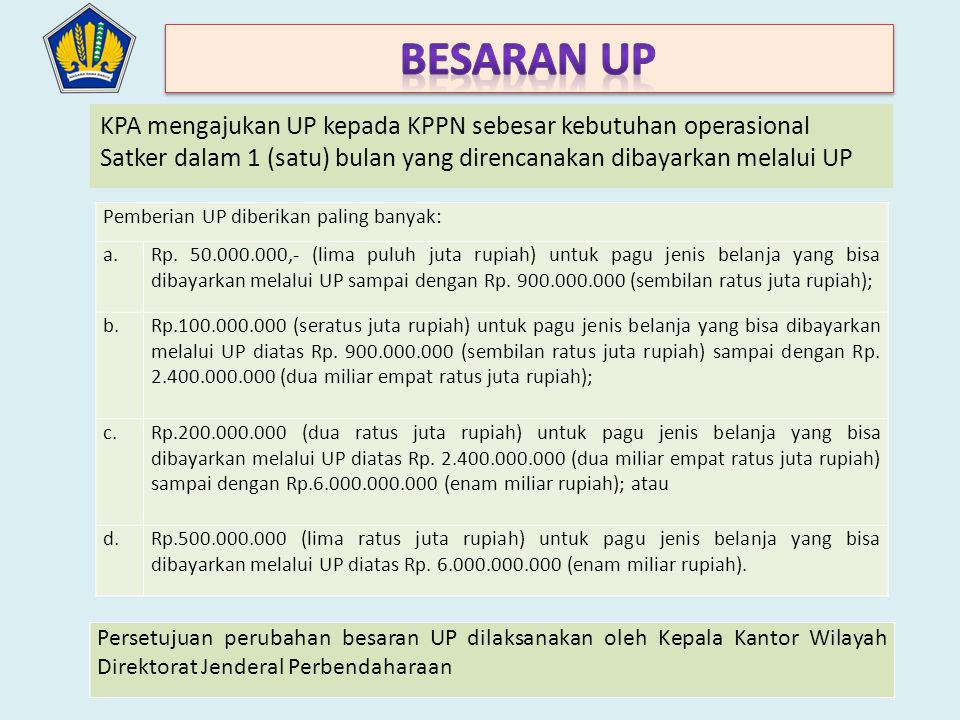 PMK 134/PMK.06/2005 berserta petunjuk pelaksanaannya yaitu Peraturan Direktur Jenderal Perbendaharaan Nomor: 1.PER-66/PB/2005 2.PER-57/PB/2010 3.PER-11/PB/2011 dan 4.PER-41/PB/2012 Dengan diberlakukannya PMK 190/PMK.05/2012 Dinyatakan tidak berlaku lagi