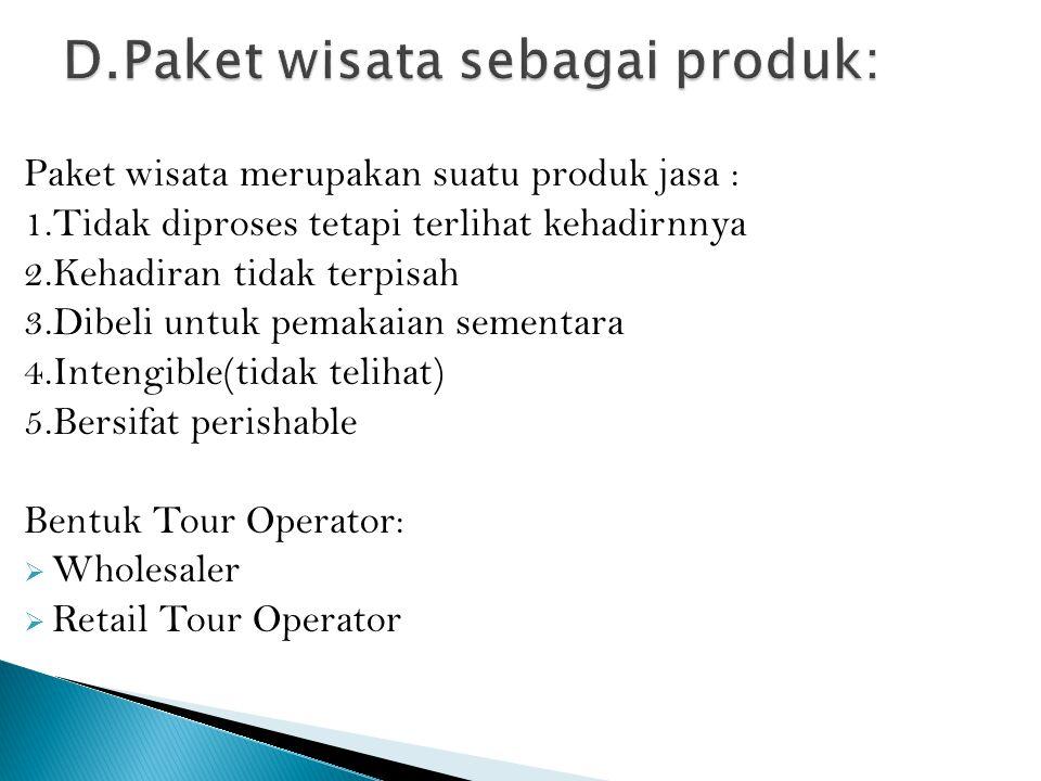 Menyusun produk tour memang tak mudah hal ini berarti merencanakan sesuatu yang belum diketahui tetapi,paling tidak mendekati kenyataan.apabila perencanaan yang dibuat tidak sesuai berarti perencanaan perjalanan yang disusun dengan baik.