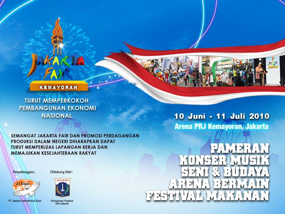 Pekan Raya Jakarta ke-43 ( Jakarta Fair 2010 )