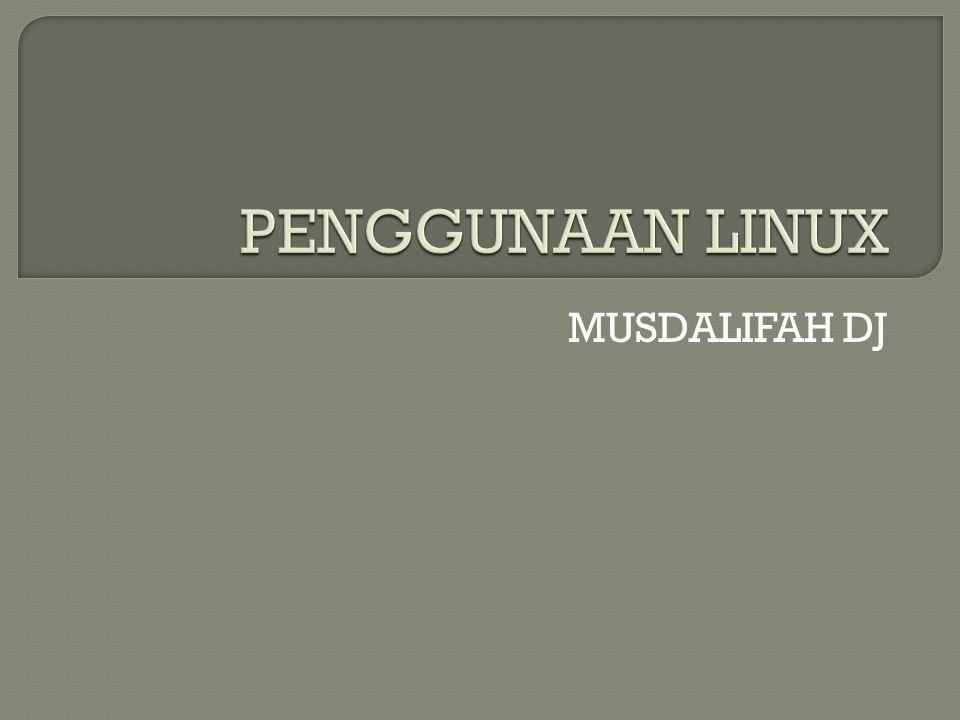 MUSDALIFAH DJ