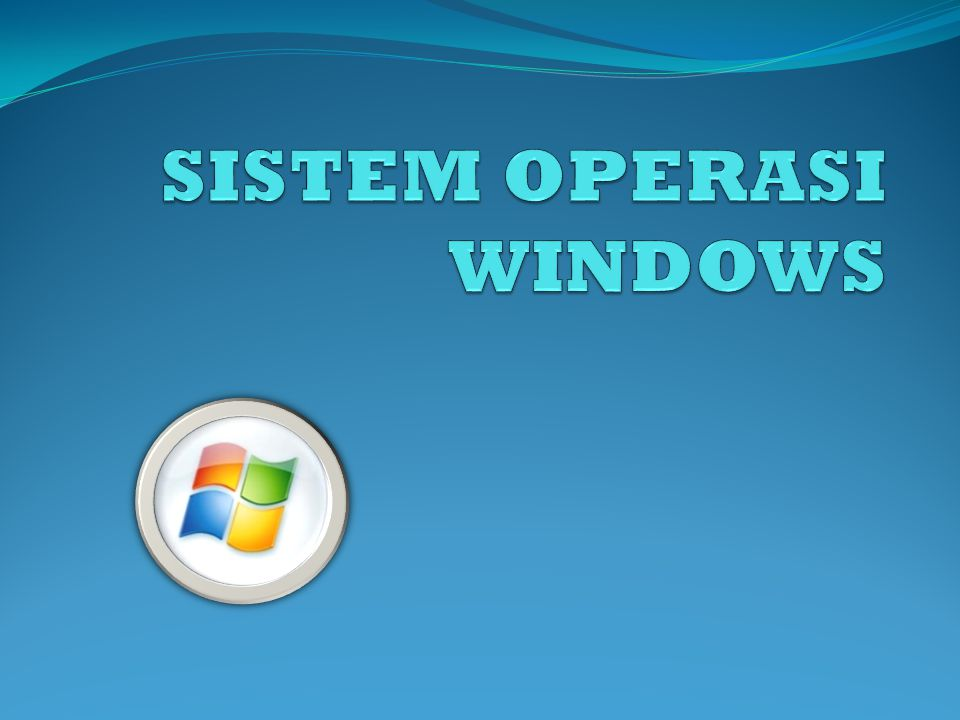 Tampilan Windows 95 dan Windows 97