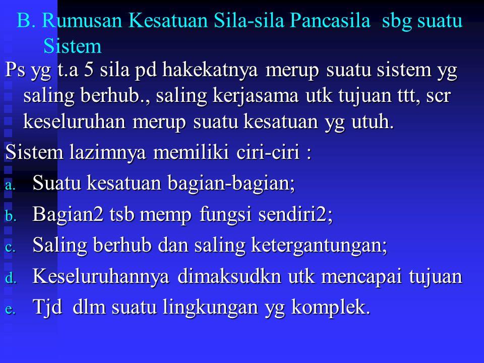 Arti filsafat yg berbg mslh (spt ttg mns, alam, penget, etika, logika dsb, dpt diklpkkan menjadi 2 : 1.