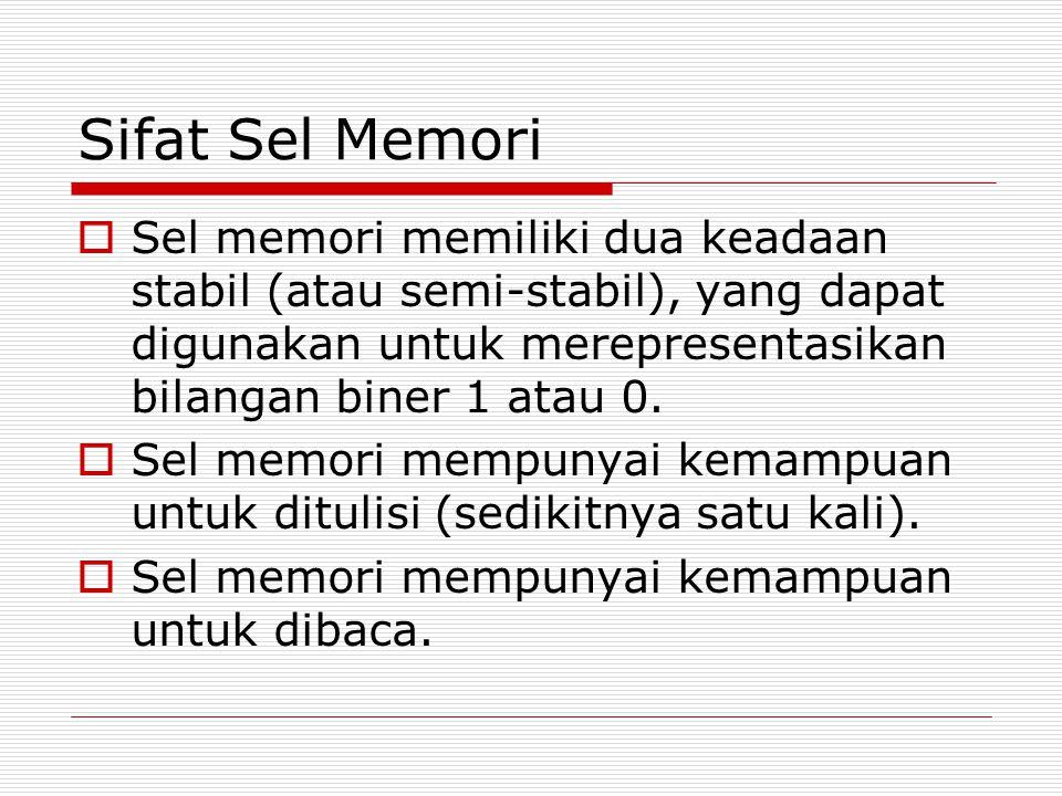 Terminal fungsi sel memori