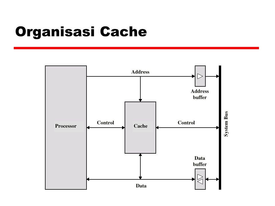 Organisasi Cache