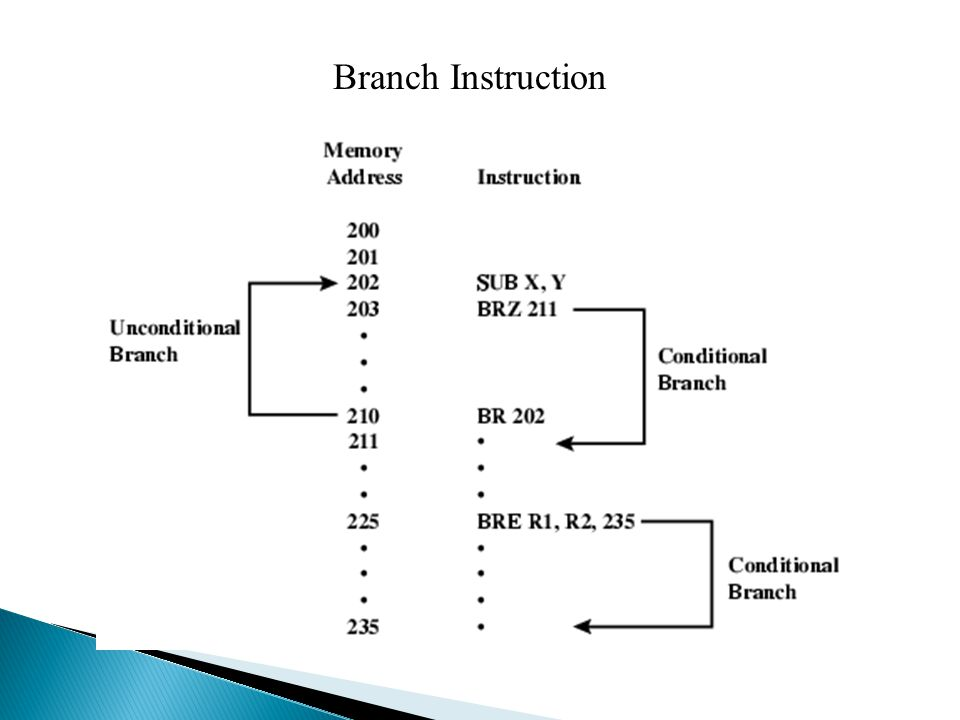 Branch Instruction