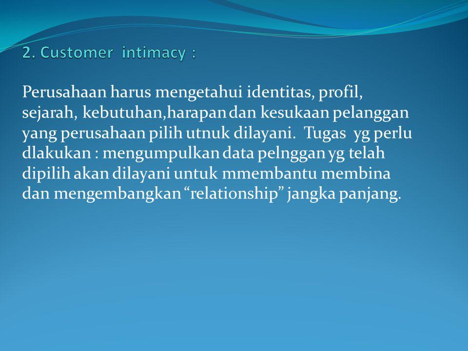 People /karyawan adalah kondisi ketiga yg dibutuhkan demi suksesnya CRM.