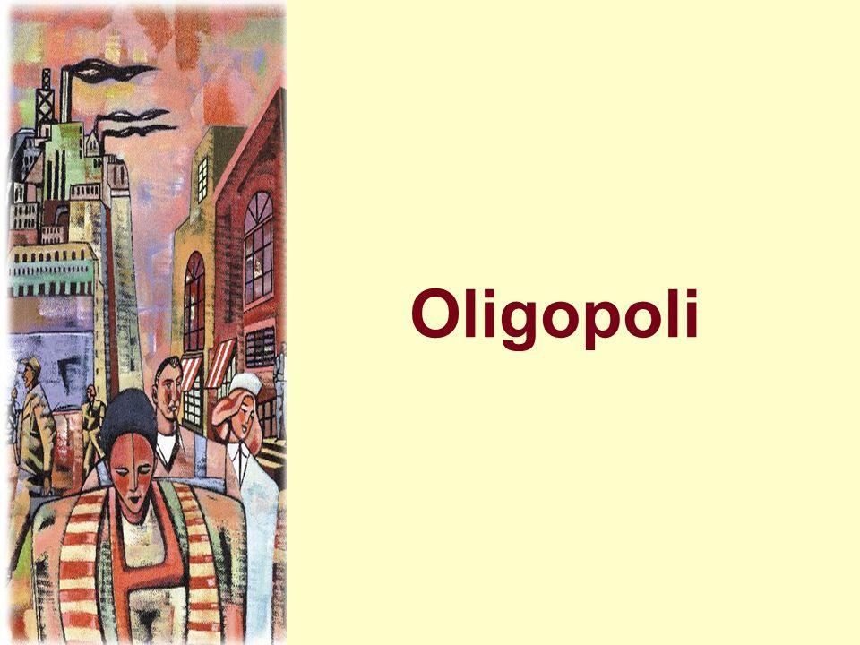 Oligopoli