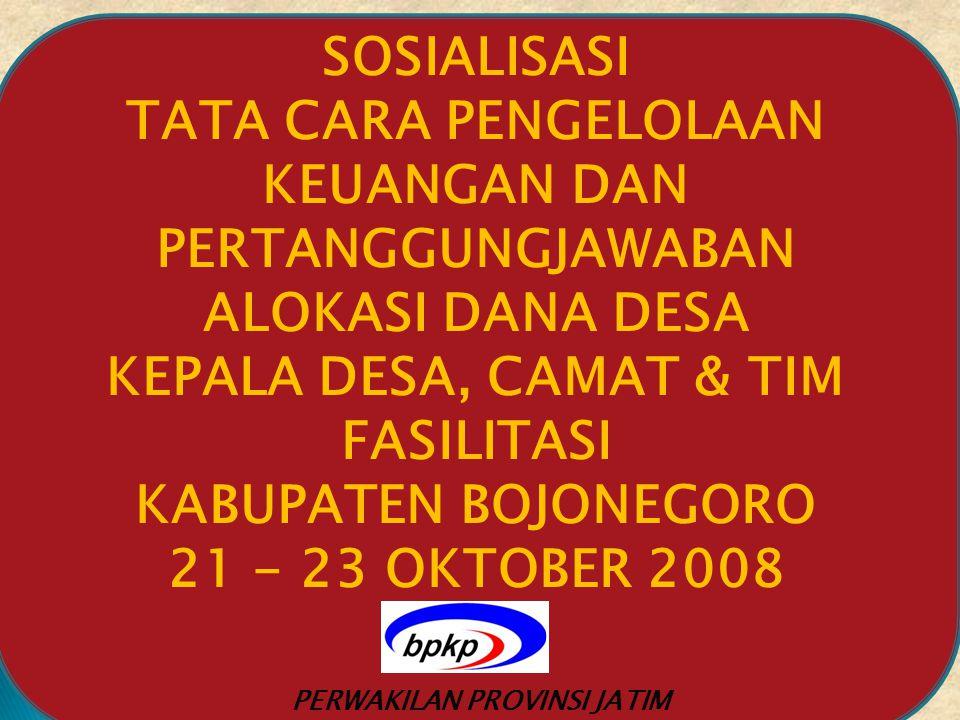 Tim Pembina Tk.Kabupaten Rekap dari Lap Tk.Kecamatan Setiap bulan Tim Pendamping Tk.