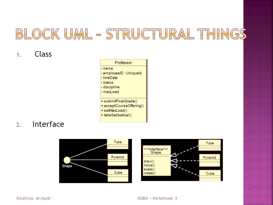  Tujuan:  Untuk merubah analisa kebutuhan menjadi desain system  Untuk mengembangkan arsitektur system yang kuat  Untuk menyesuaikan desain agar sesuai dengan lingkungan implementasi, dan mendesain untuk perormance Syukriya al-Asyik ADBO - Pertemuan 3 56