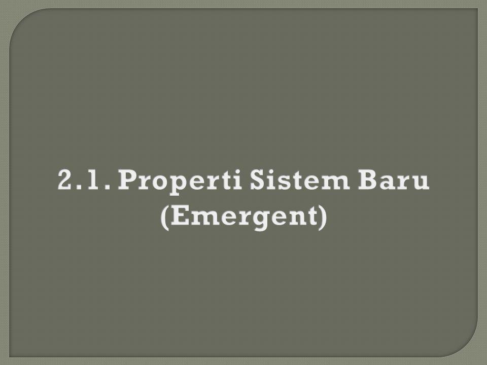 Sebagian besar subsistem perangkat keras dan banyak subsistem perangkat lunak seperti sistem manajemen database dikembangkan khusus jika dicakup dalam sistem yang lebih besar.subsistem yang ada digunakan apa adanya atau adaptasi untuk digunakan pada sistem tersebut.