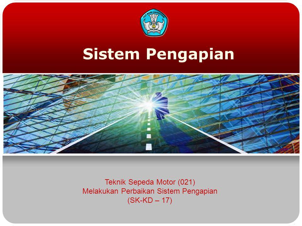 Sistem Pengapian Teknik Sepeda Motor (021) Melakukan Perbaikan Sistem Pengapian (SK-KD – 17)