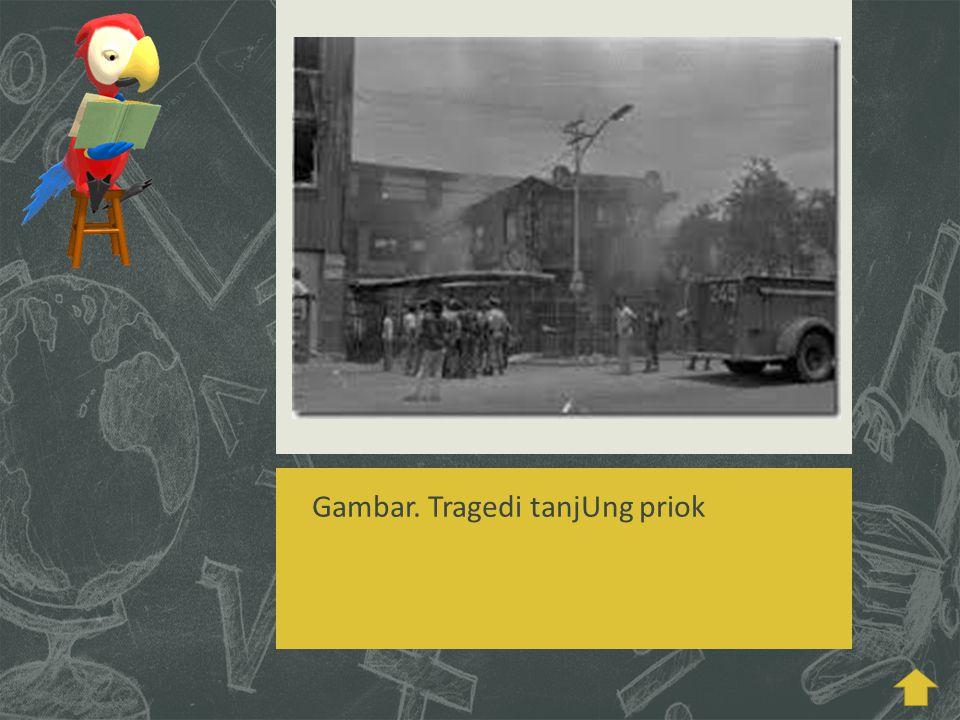 Pada tahun 2003, diadakan peradilan kembali. Jaksa penuntut umum memberikan dakwaan berlapis kepada mantan Kepala Pomdam V Jaya, Mayjen (Purn) Pranowo