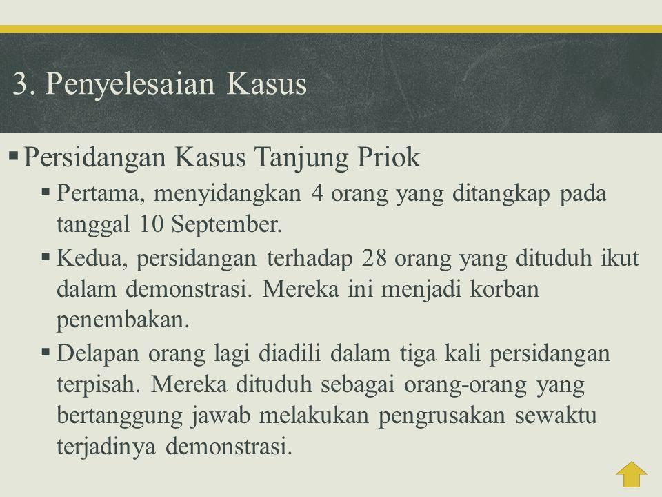 d)Pasal 28 I (1) yaitu Hak untuk hidup, hak untuk tidak disiksa, hak kemerdekaan pikiran dan hati nurani, hak beragama, hak untuk tidak diperbudak, ha