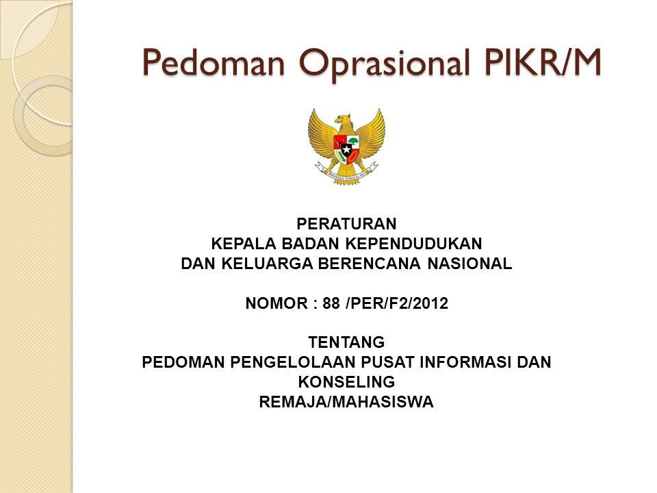 Legalitas Forum PIKR KBB Surat Keputusan Bupati Bandung Barat Nomor 800/Kep.501-BPPKB/2012 Tentang pembentukan forum PIKR Kab.