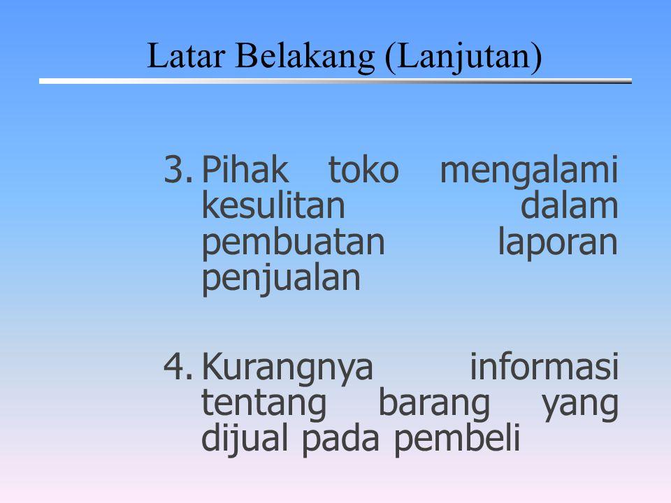 Bagaimana Membangun Layanan Aplikasi E-Commerce Di Toko Istana Helmet Bandung. Rumusan Masalah
