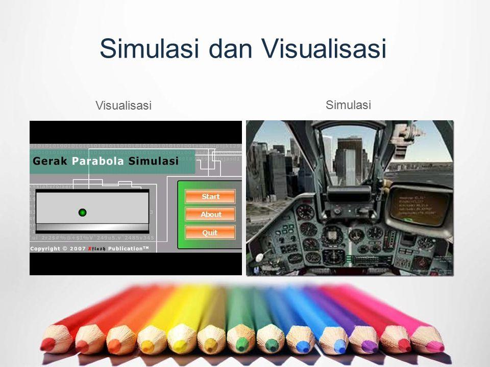 Simulasi dan Visualisasi Visualisasi Simulasi