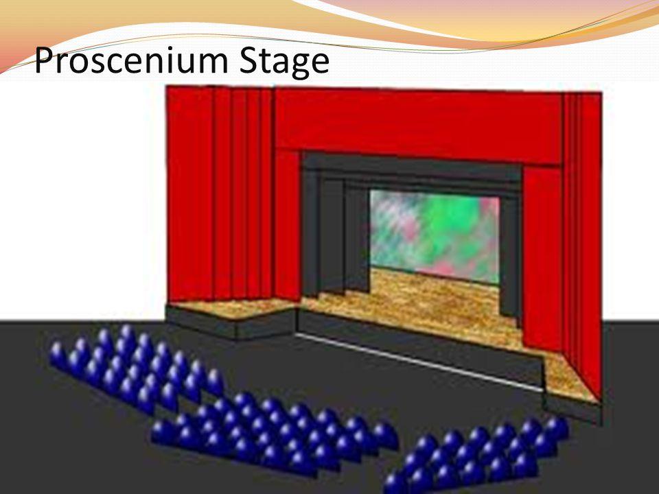 Proscenium Stage