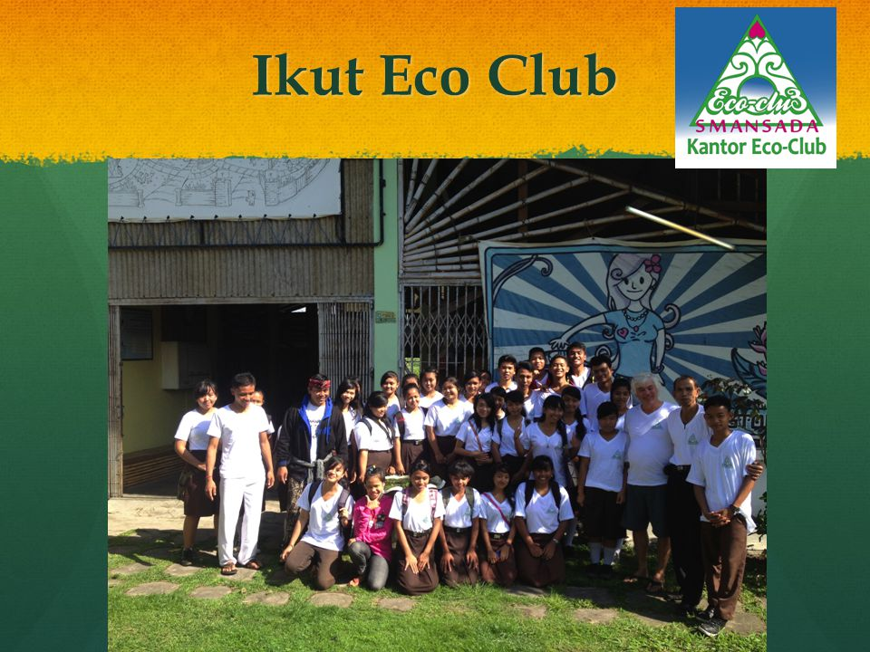 Ikut Eco Club