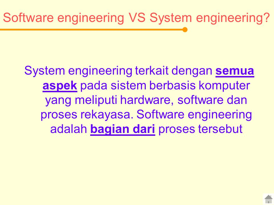 Requirements document requirements Specify external system behaviour Specify implementation constraints Easy to change Serve as reference tool for maintenance Record forethought about the life cycle of the system i.e.