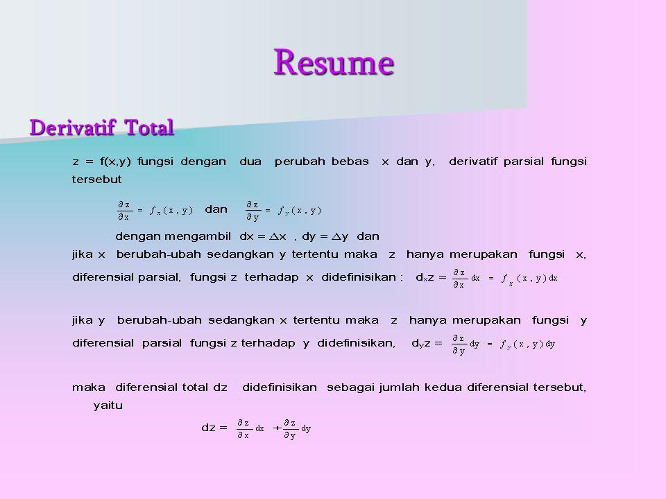 Resume Derivatif Total