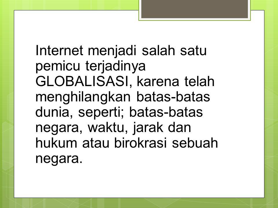 Ulangan harian ke-1 1.Apa kepanjangan dari internet ….