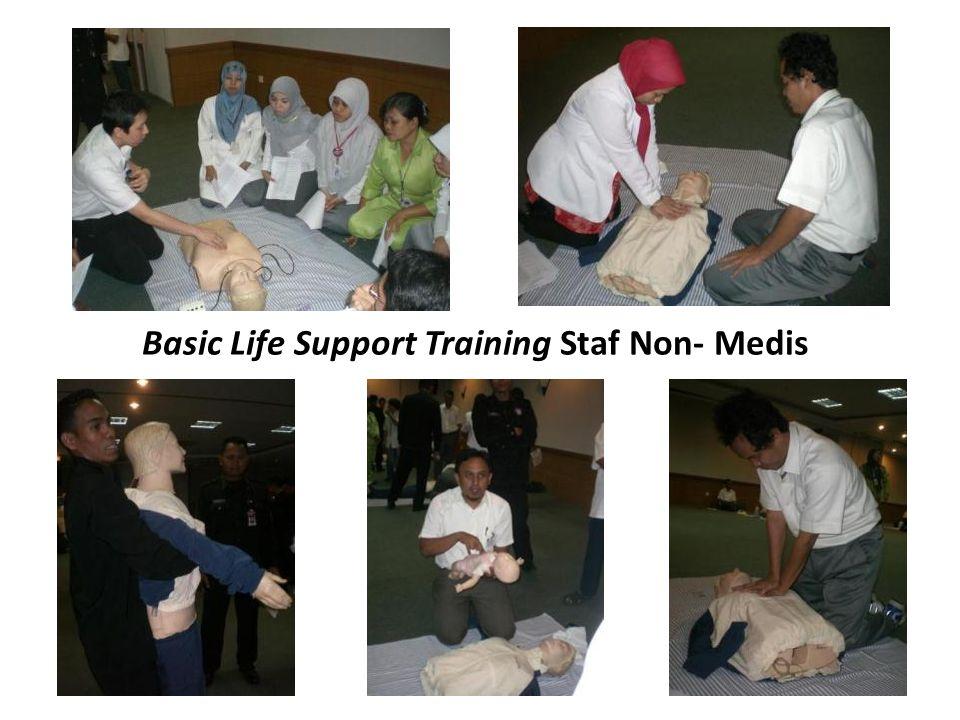 Basic Life Support Training Staf Non- Medis