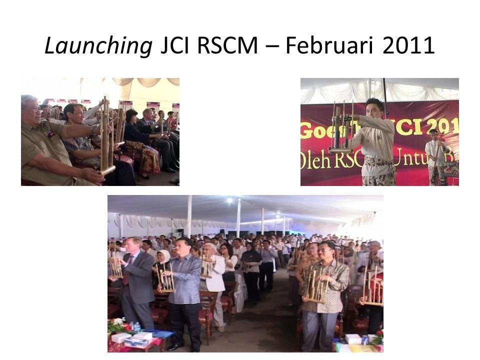 Launching JCI RSCM – Februari 2011
