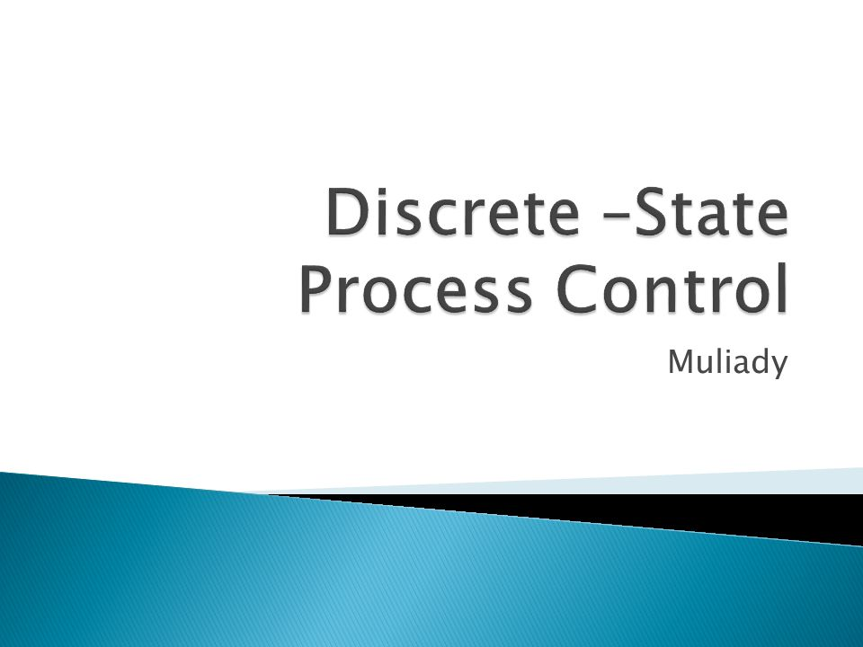  Seberapa perlukah pengontrol kontinu di industri.